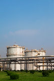 Chemical industry. stock images