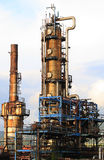 Chemical industry royalty free stock photo