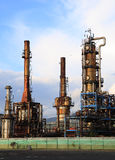 Chemical industry royalty free stock image