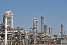 Chemical industry Stock Photography