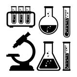 Chemical industry design Stock Image