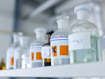 Chemical Lab Royalty Free Stock Photography
