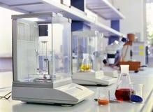 Chemical Laboratory Royalty Free Stock Image