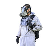 Chemical mask Royalty Free Stock Photos