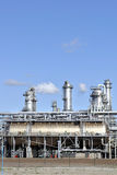 Chemical and  oil refinery Stock Photo