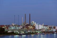 Chemical Park Leverkusen Stock Photo