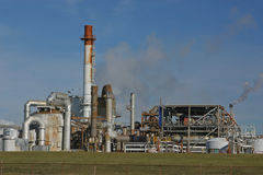Chemical Plant 1 Stock Images