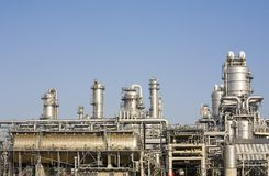 Free Chemical Plant Stock Photo - 1001430