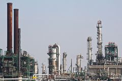 Free Chemical Plant Stock Photo - 23949120
