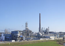 Chemical plant Stock Images