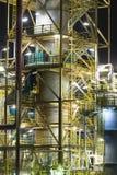Chemical plant Stock Photos