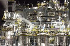 Chemical plant in Poland Stock Photos
