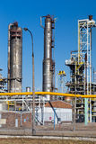 Chemical plant Royalty Free Stock Photos
