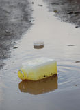 Chemical pollution Stock Images