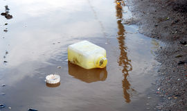 Chemical pollution Stock Photos