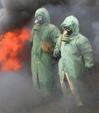 Chemical protection Stock Photo