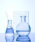 Chemical provrör Arkivbilder