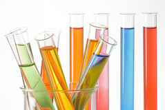 Chemical research Royalty Free Stock Photos