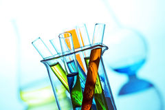 Chemical research Royalty Free Stock Photo