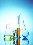 Chemical research Stock Photography