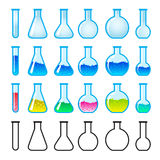 Chemical Science Equipment Royalty Free Stock Photo