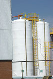 Chemical Storage Tank Stock Image