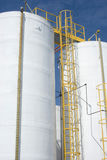Chemical Storage Tank Stock Photo