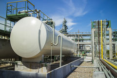 Chemical storage Stock Photos