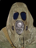 Chemical suit Royalty Free Stock Photos