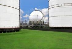Chemical tank Royalty Free Stock Photos