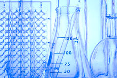 Chemical Test Tube Royalty Free Stock Photos