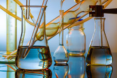 Chemical ware Stock Image