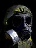 Chemical warfare Stock Photography