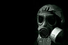 Chemical warfare Stock Photos