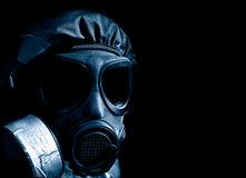 Chemical warfare Stock Images
