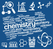 Chemicals Royalty Free Stock Photos