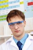 Chemicus stock afbeelding