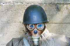 chemiczna stara ochrona Obraz Stock