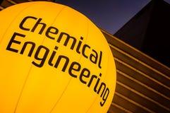 Chemicznej inżynierii balon Obraz Stock