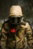 chemiczny działania wojenne Zdjęcia Royalty Free