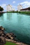 Chemiczny Zbiornik Zdjęcie Royalty Free