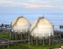 chemiczny zbiornik zdjęcie stock