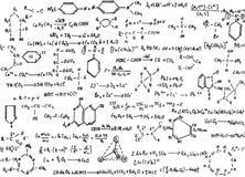 Chemie Royalty-vrije Stock Afbeeldingen