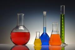 Chemie royalty-vrije stock foto