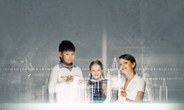Chemielektion Lizenzfreie Stockfotografie