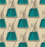 Chemieschotels Royalty-vrije Stock Afbeeldingen