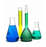 Chemiezubehör Lizenzfreie Stockbilder