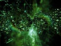 Chemii energia obraz stock