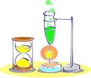 chemii lab Obraz Royalty Free