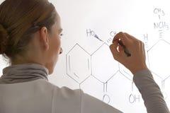 chemik Fotografia Stock